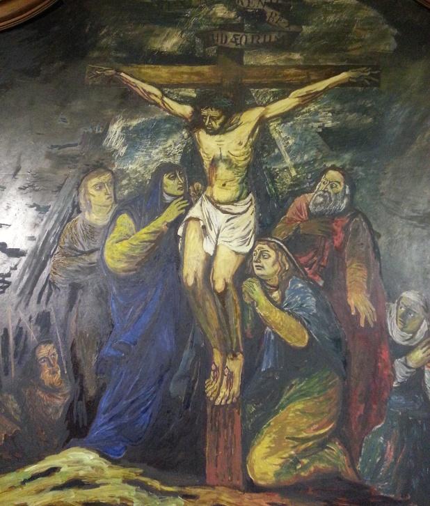 Johannes bij Maria