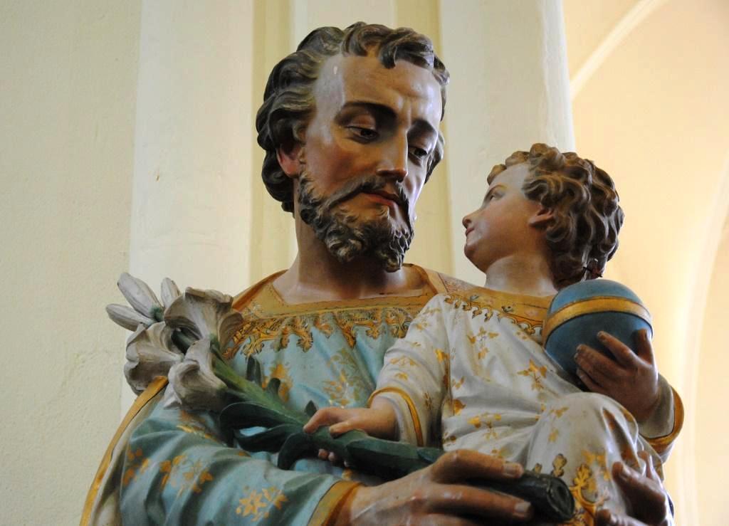 H Jozef en Kind
